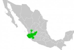 Staat Jalisco, Mexico