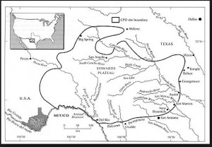 Edwards Plateau, Texas, USA